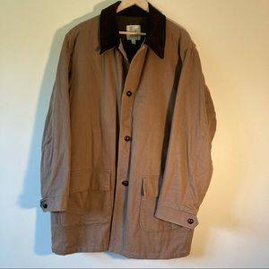 Brooks Brothers outerwear fabric woven Italy coat